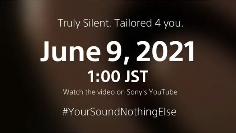 Sony WF-1000XM4 teaser video