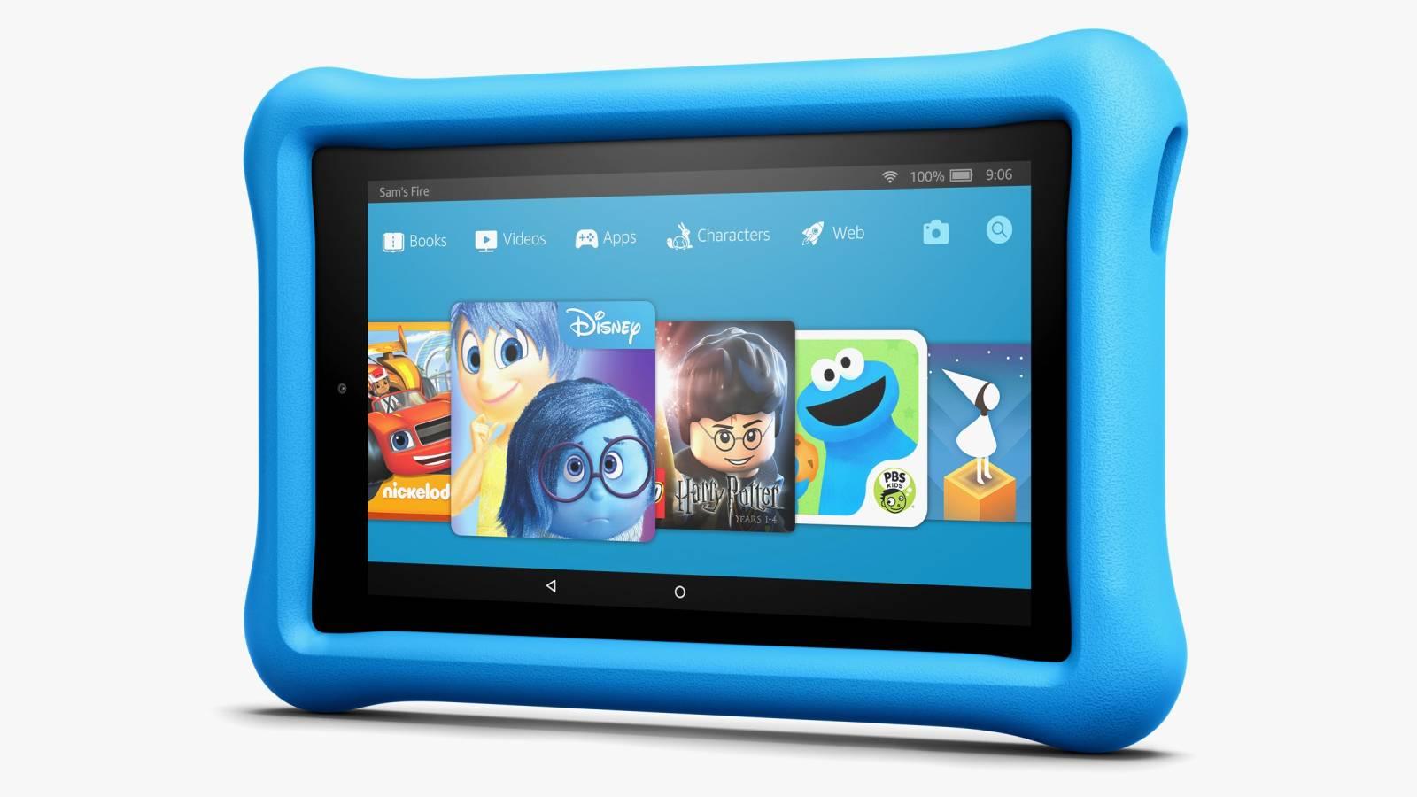 Amazon Fire HD 8 Kids Edition