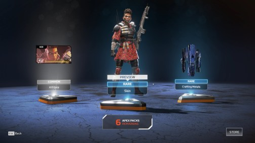 Apex Legends Loot