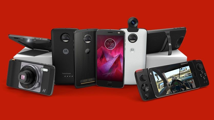 Moto Mods Every Module You Can Clip To Your Motorola