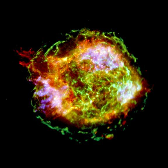 The X-Ray Universe: Chandra X-Ray Space Observatory ...