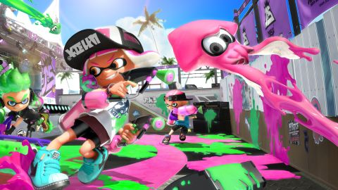 Splatoon 2 Review Bright Colours And Squelchy Sounds