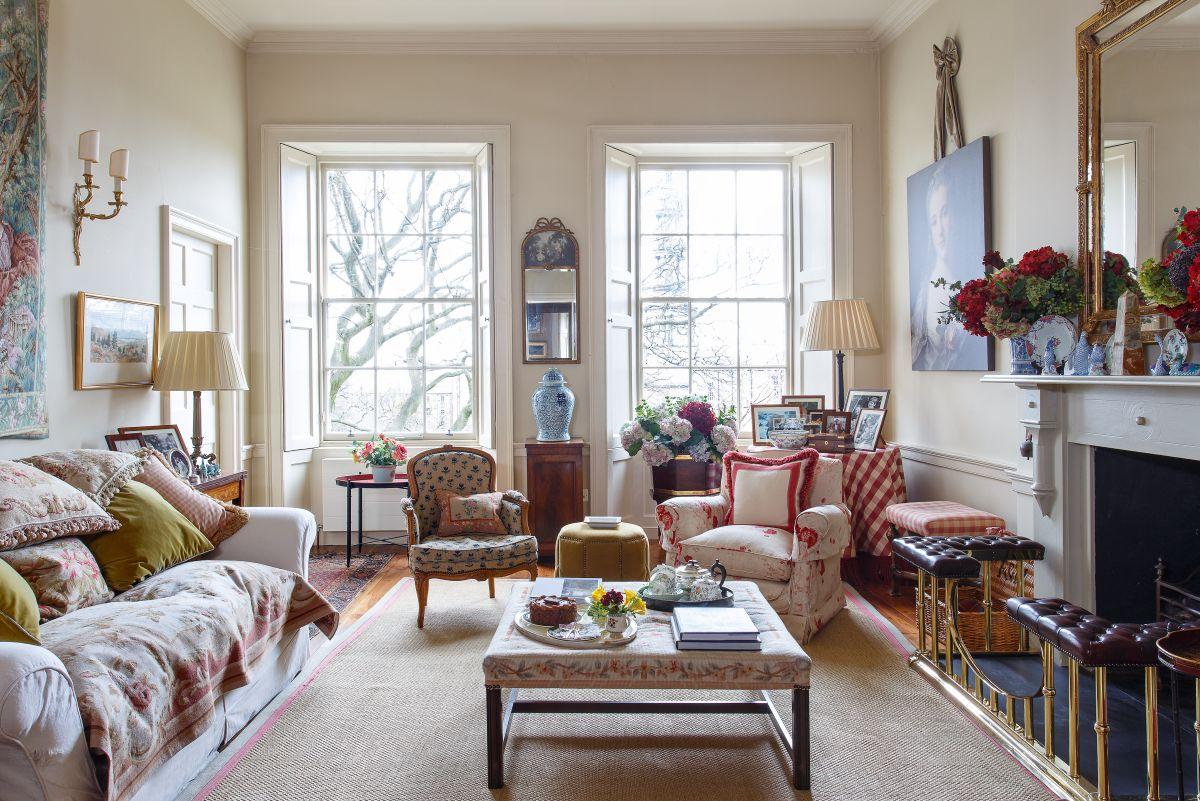 15 inspiring traditional living room ideas | Real Homes on Small:szwbf50Ltbw= Living Room Decor Ideas  id=53345