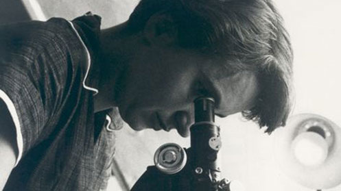Photo of Rosalind Franklin