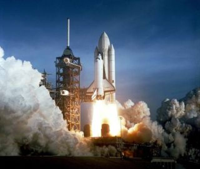Space Shuttle The First Reusable Spacecraft Space