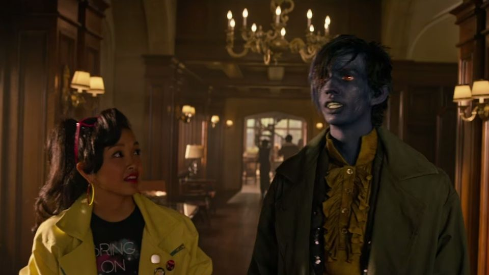 X Men Apocalypse Shows Off X Mansion And New Uniforms GamesRadar