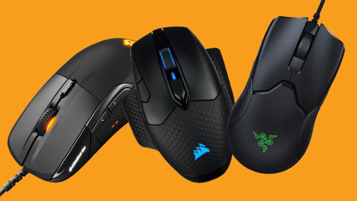 Best Gaming Mouse 2021 The Best Gaming Mice We Ve Tested Techradar