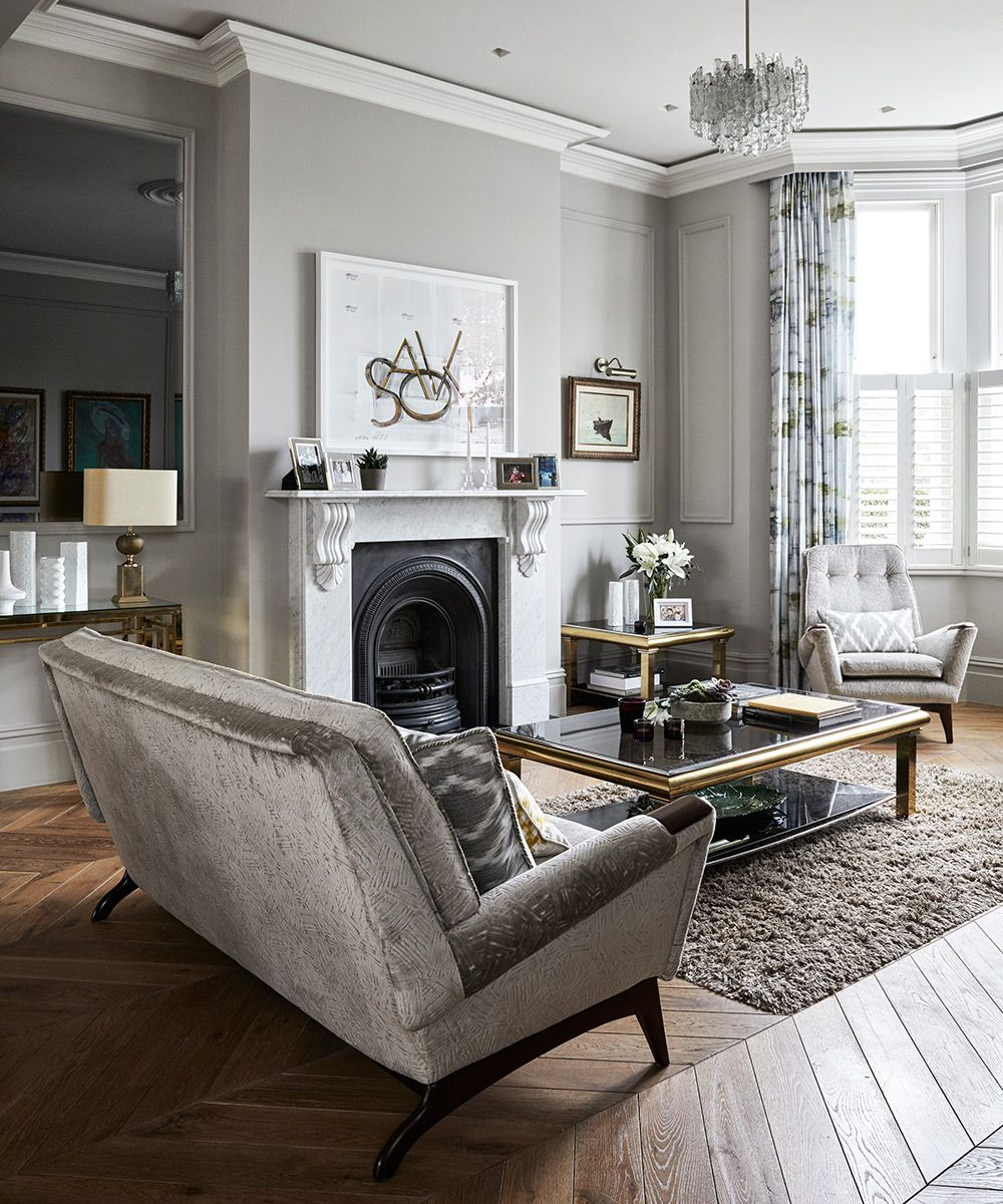 Grey Living Room Ideas Living Room Ideas In Shades Of Grey Homes Gardens
