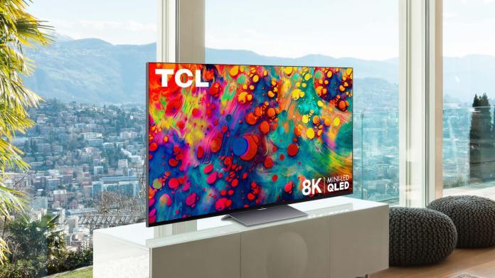 TCL Roku TV 6-Series 8K (R648)