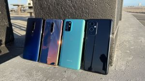 OnePlus 9 photo display: how far OnePlus phone cameras have come in a year