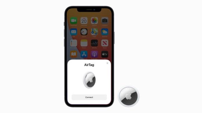 iOS Pairing Screen