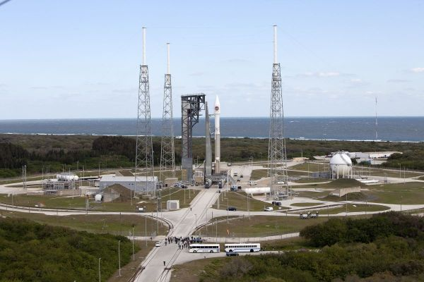 Space Station Cargo Launch Tonight May Be Visible Along ...