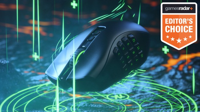 Best Wireless Gaming Mouse Stay Fast And Loose With Cable Free Mice Gamesradar