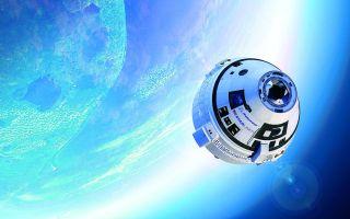 boeing starliner space travel