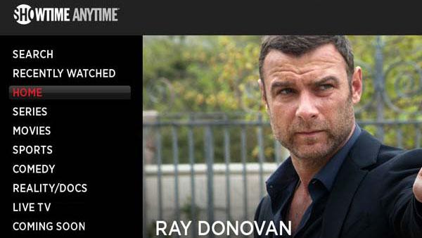 Best Roku channels: Showtime