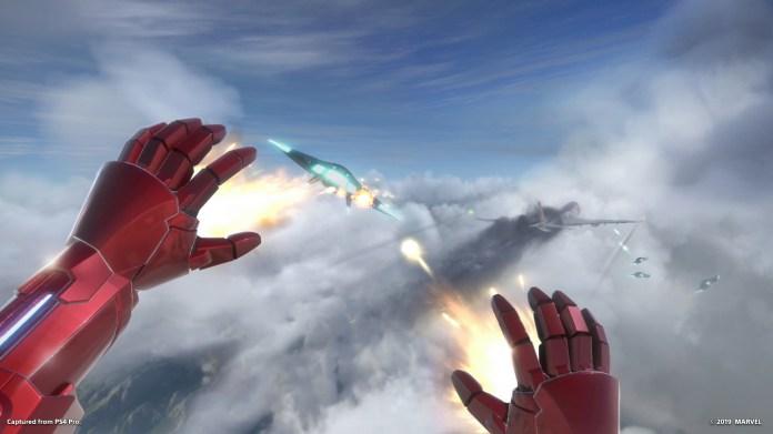 best VR games: Iron Man VR
