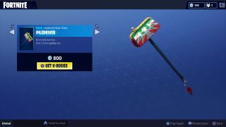 Whats On The Fortnite Item Shop Today New Skins Flippin Sexy Jubilation And More GamesRadar