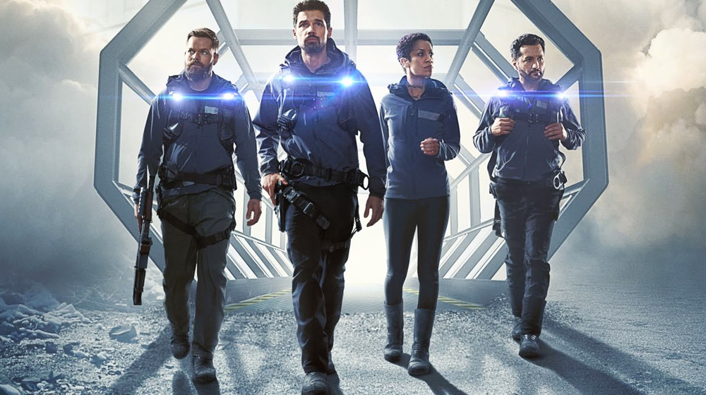 "Season 4 of ""The Expanse"" premiers on Amazon Dec. 13."