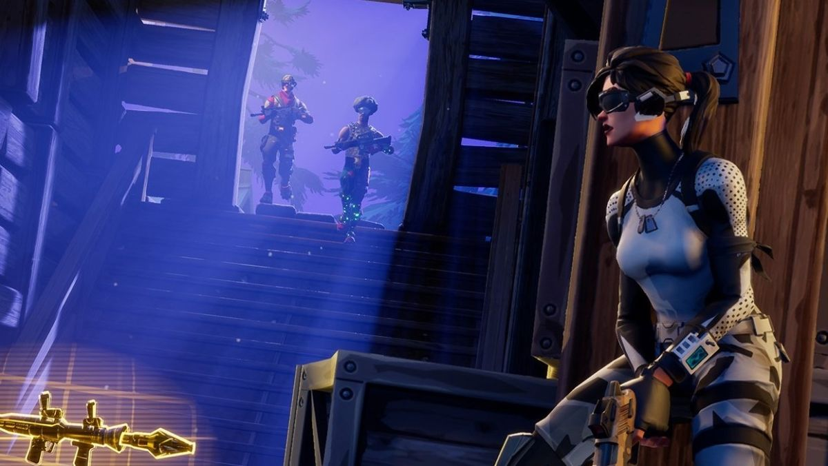 Fortnite Makes It Hard To Play A Silent Assassin But We