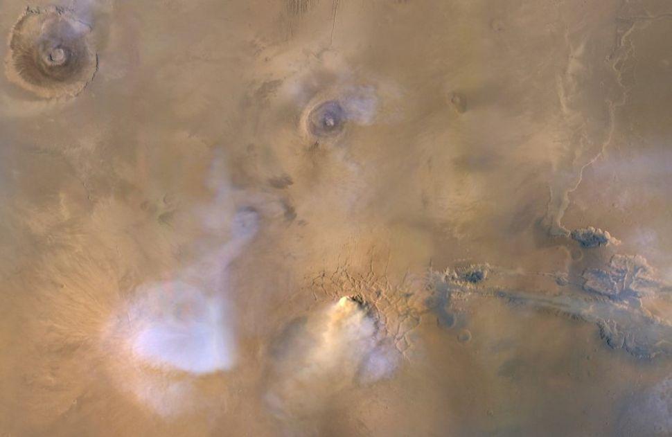 (Crédito de la imagen: NASA / JPL-Caltech / MSS10) [Crédito de la imagen: NASA / JPL-Caltech / MSS10] [Crédito de la imagen: NASA / JPL-Caltech / MSS10] ]
