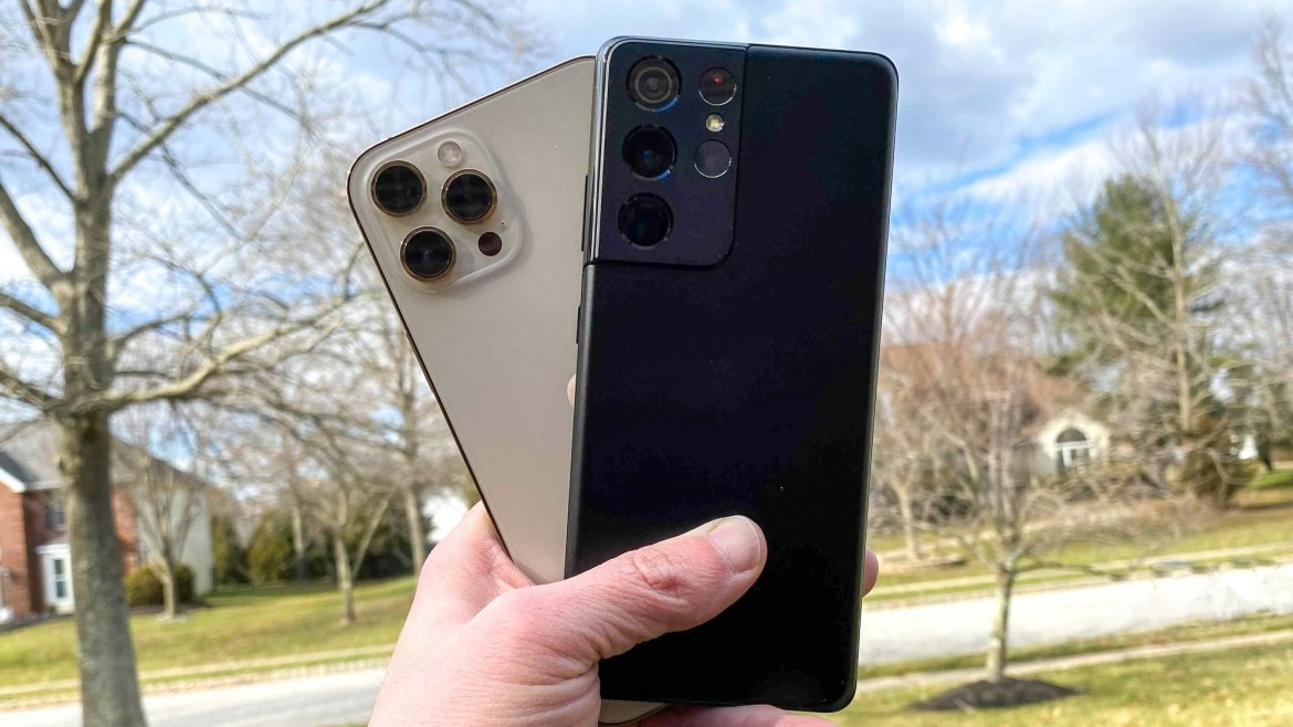 AT&T 5G network rollout phones