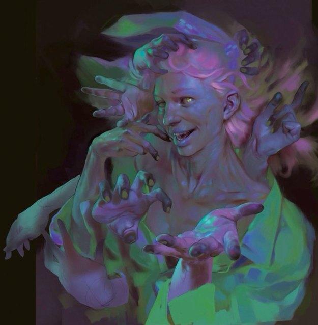 omXoAPFkQpdxSkULi5LXzH How to paint a colourful zombie Random