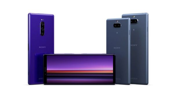 Sony reveals flagship Xperia 1 with 4K HDR OLED display ...
