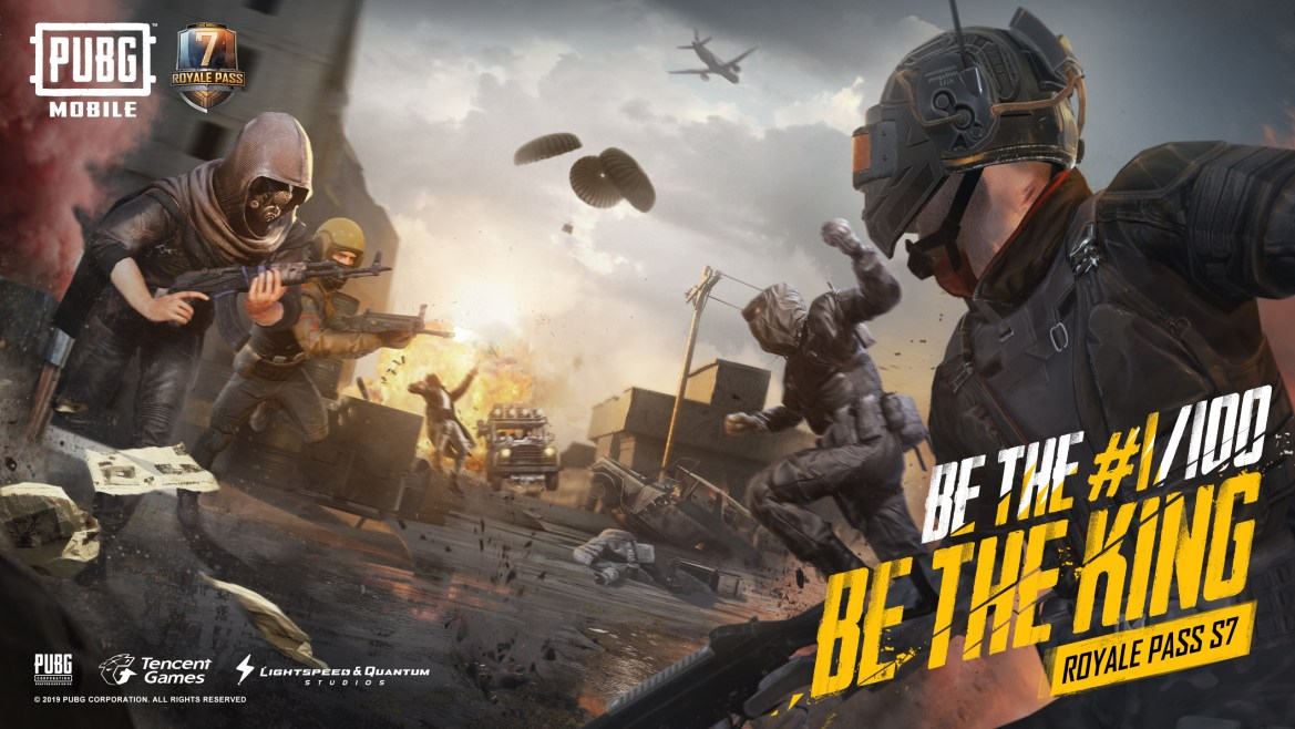 PUBG Mobile 0.12.5 update brings Royale Pass Season 7, new weapon and more 1