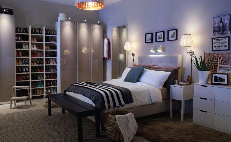 5 ikea bedroom lighting ideas perfect
