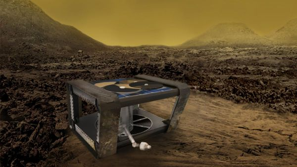 Steampunk Rover Could Explore Hellish Venus | Space