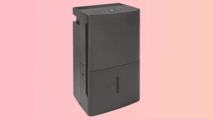 The GE APER50LZ dehumidifier. best dehumidifiers