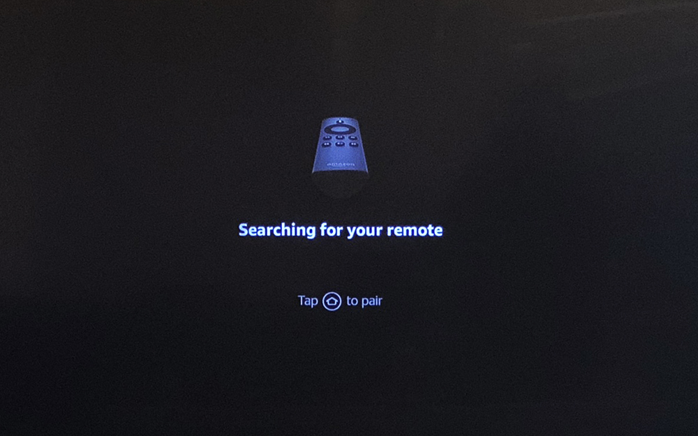 how to use fire stick - searching