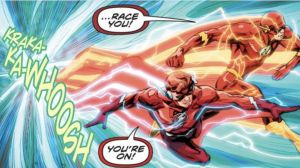 Infinite Frontier spreads as classic DC villain turns on and classic superhero leaves Earth