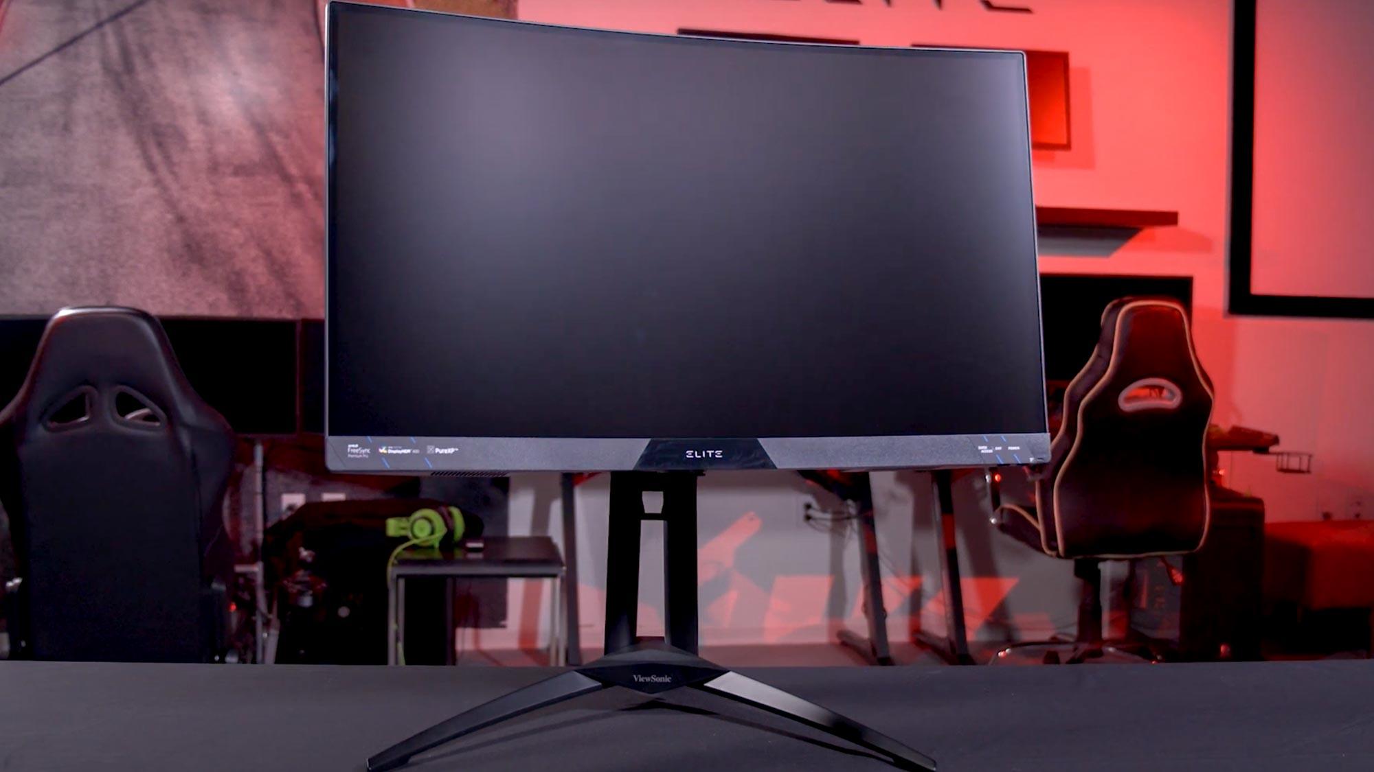 Best gaming monitors: ViewSonic Elite XG270QC