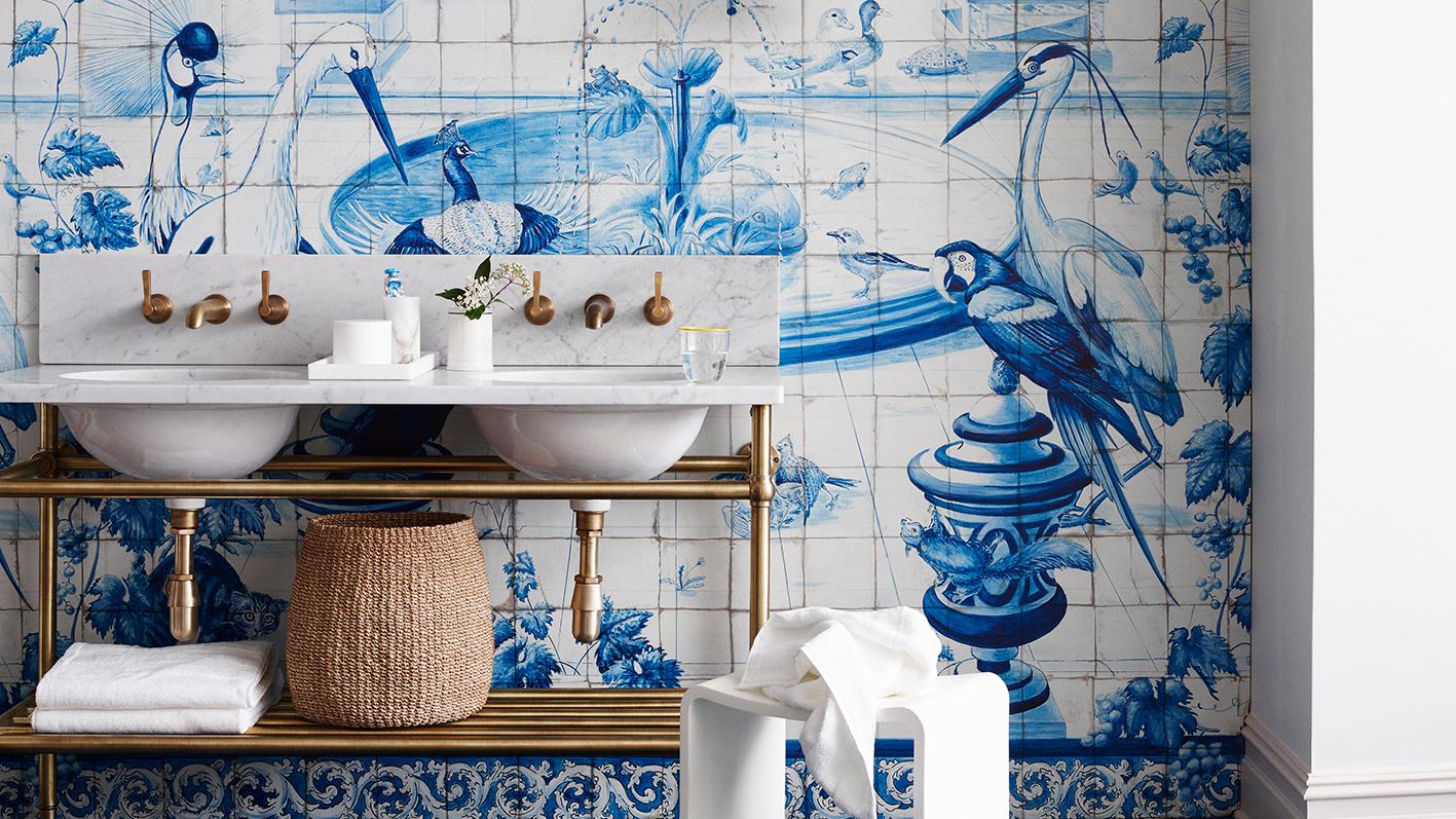 16 beautiful bathroom tile ideas to