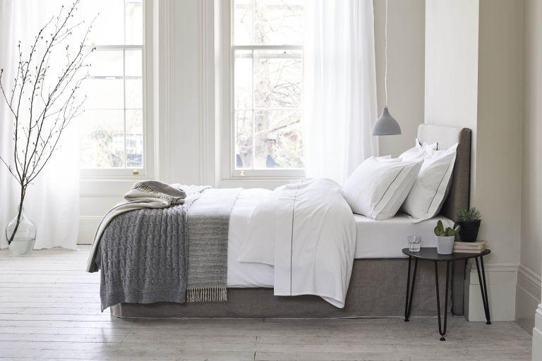Bedroom curtain ideas: 16 curtain designs for beautiful ... on Bedroom Curtain Ideas  id=40966