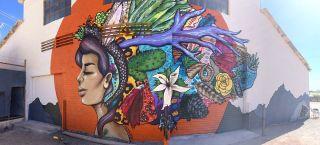 Street art: Sonora