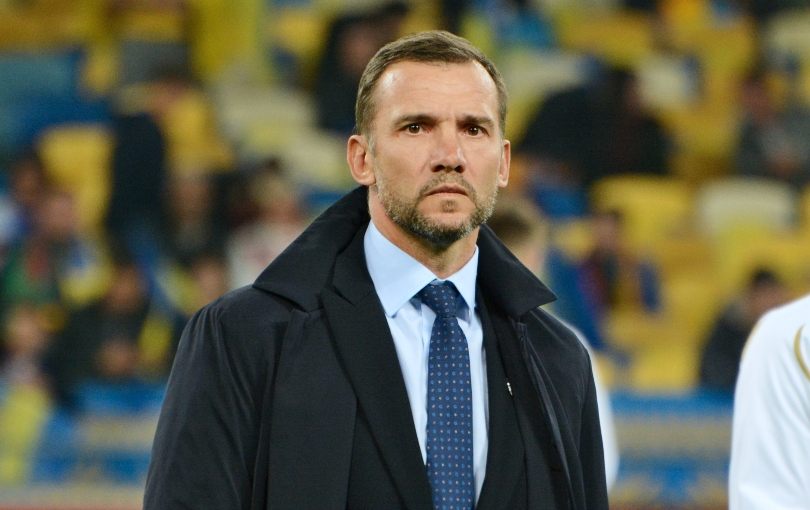 Euro 2020 – who is Ukraine's manager? Everything you need to know about  Andriy Shevchenko   FourFourTwo