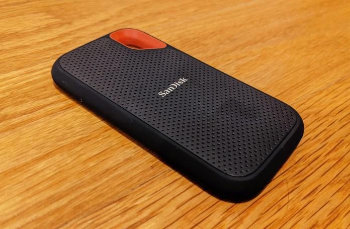 Best PS5 external hard drives: SanDisk Extreme Portable SSD
