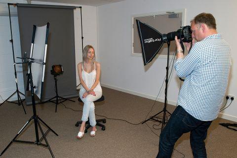 studio portrait lighting essential