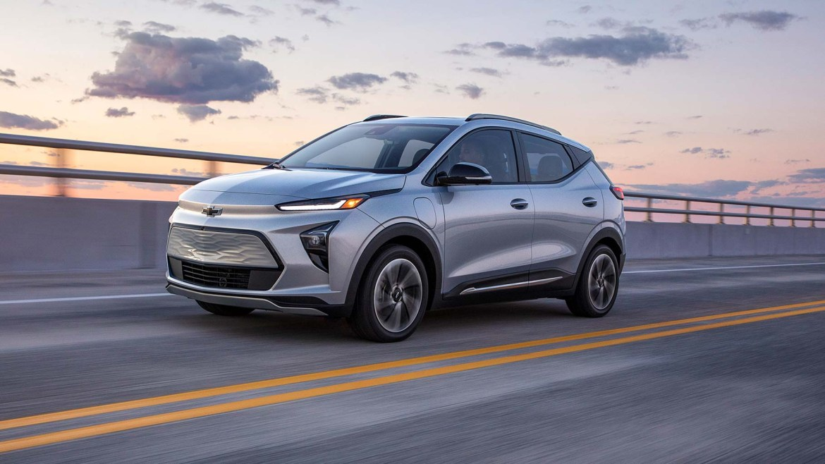 Chevy Bolt EUV 2022 price, range, specs and latest news