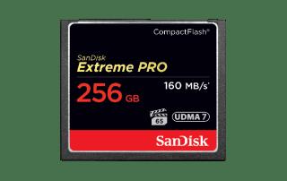 Best memory cards: SanDisk Extreme PRO CompactFlash