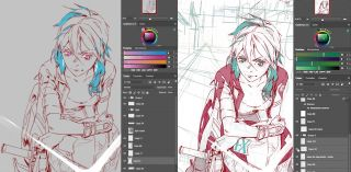 Recreate a manga classic: Thoughts about character design