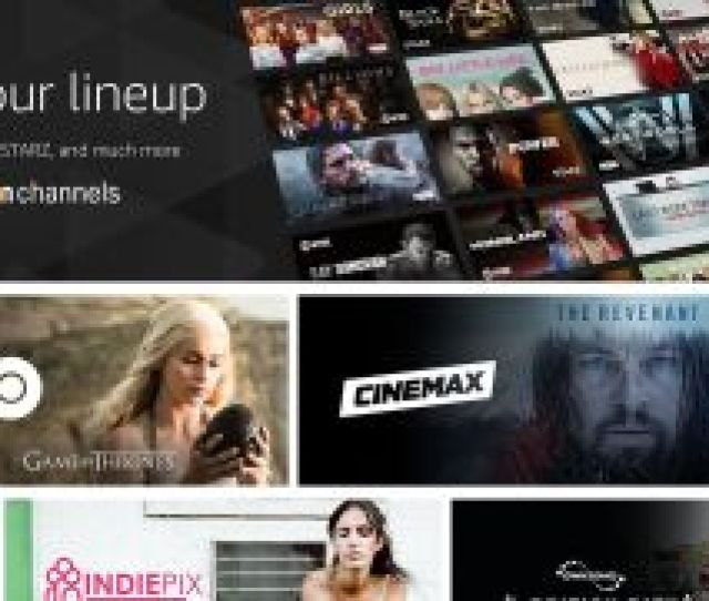 With Its End Goal Seeming To Be To Become Your Hub For Everything In Your Life Amazon This Year Launched A Hub For Streaming Services It Supports Known As