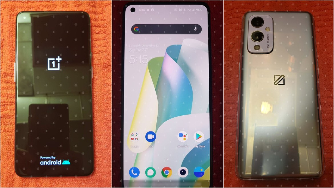 The OnePlus 9 5G has leaked