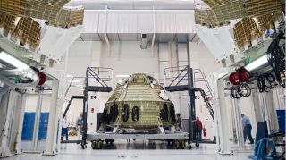 Photos: NASA's Multi-Purpose Crew Vehicle for Deep Space ...