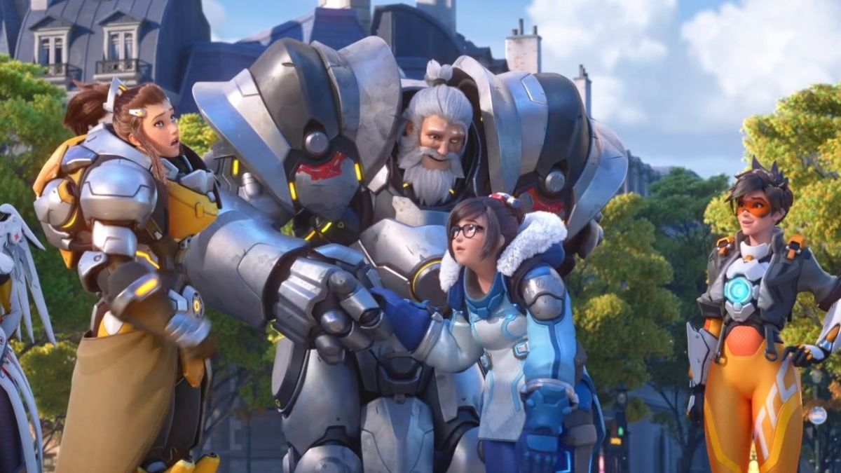 "Overwatch 2 will have ""far more complex"" maps"