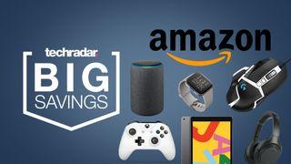 Amazon sales gaming deals ipad xbox fitness tracker echo