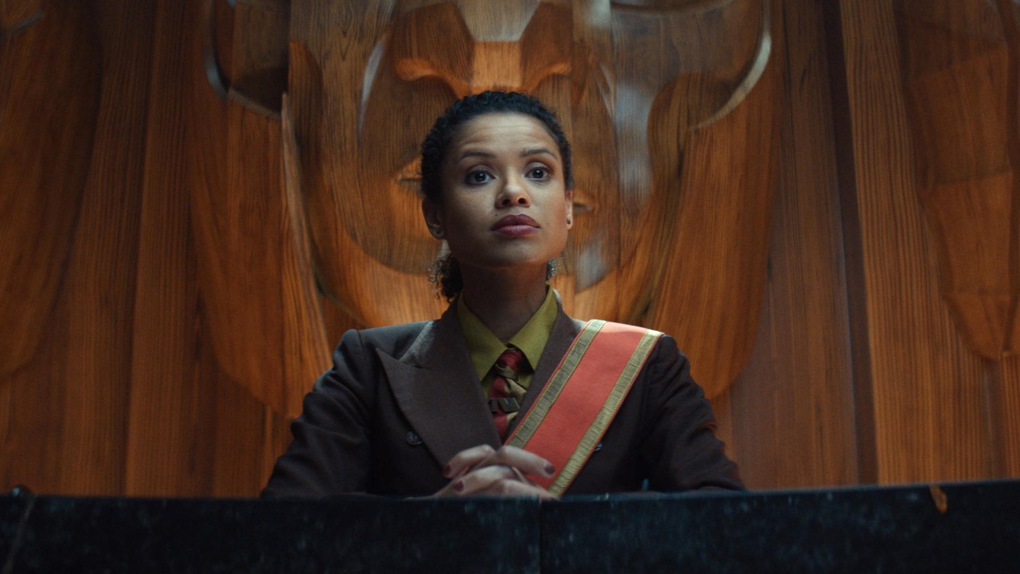 Loki TV series characters — Ravonna Lexus Renslayer (played by Gugu Mbatha-Raw)