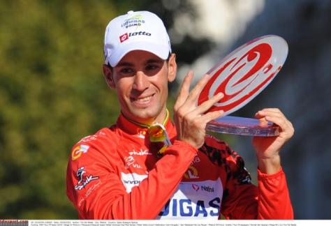 Bahrain-Merida mulls over possible return for Nibali to the Vuelta a Espana  in 2017 | Cyclingnews